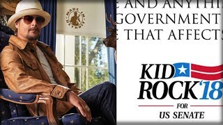 Download Kid Rock Tweets Out First Campaign Message And Democrats Are Scared Video