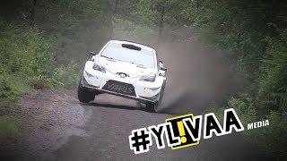 Download Jari-Matti Latvala | Toyota Yaris WRC | Testing | Neste Rally Finland 2017 Video
