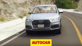 Download 2016 Audi Q5 first drive | Autocar Video