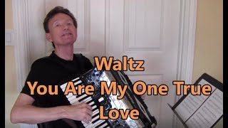 Download Roland Accordion, You Are My One True Love, Dale Mathis Sounds Video