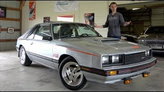Download The Mercury Capri RS Turbo is the Weirdest Fox Body Mustang Video