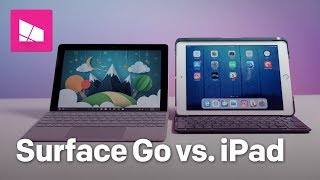Download Surface Go vs. iPad: Which is the better tablet? Video