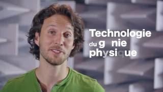 Download Programme de Technologie du Génie physique - Cégep de La Pocatière Video