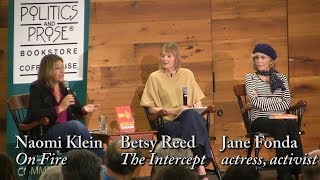 Download Naomi Klein, ″On Fire″ (with Jane Fonda) Video