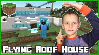 Download Flying Roof House / Minecraft Video