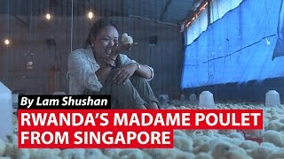Download Rwanda's ″Madame Poulet″ From Singapore | CNA Insider Video