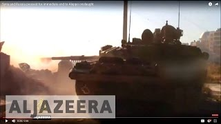 Download Syria and Russia pressed for immediate end to Aleppo onslaught Video