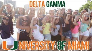 Download University of Miami : Delta Gamma 2015 Recruitment Video