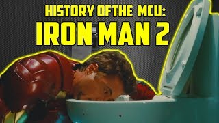 Download History of the Marvel Cinematic Universe: Iron Man 2 Video