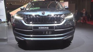 Download Škoda Kodiaq Laurin&Klement 7-Seat 2.0 TSI 190hp DSG7 4x4 (2019) Exterior and Interior Video