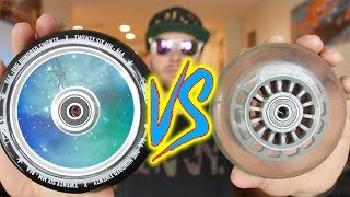 Download $1 SCOOTER WHEELS VS $100 SCOOTER WHEELS Video