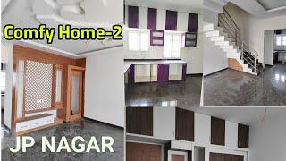 Download Comfy Home-2 Triplex 3BHK + 1BHK Home on 20x30 JP Nagar Video