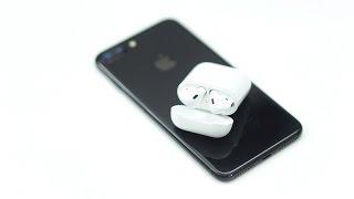 Download Полный обзор Apple AirPods - беспроводная революция? Video