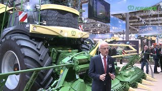 Download Agritechnica 2017 – Silber für KRONE BiG X LiftCab Video