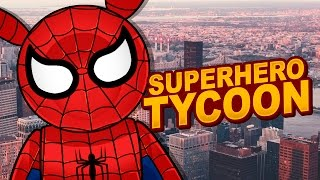 Download ROBLOX: ME CONVIERTO EN SPIDER-MAN - Superhero Tycoon | iTownGamePlay Video