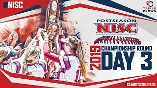Download NISC Championship Round - Iowa State vs. UT Arlington Video