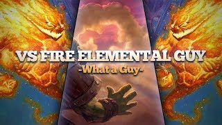Download Firebat vs Flame Elemental Guy Video