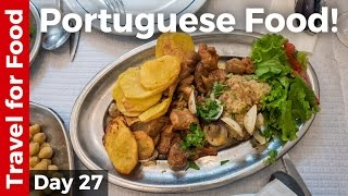 Download Incredible Portuguese Food Tour in Lisbon! Video