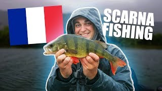 Download Fishing in FRANCE ft. Scarna Fishing (Perch, Zander, Pike, Trout) Video