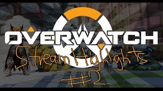 Download OVERWATCH STREAM HIGHLIGHTS #2 Video