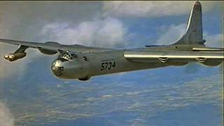 Download The amazing Convair B-36 Peacemaker takes off Video
