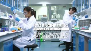 Download NTU College of Engineering 2014 - Inspiring the next generation of Engineers Video