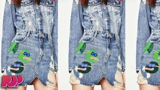 Download ZARA Removes Skirt With Pepe The Frog Design Video
