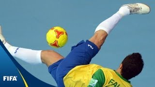 Download Falcao, Miura make futsal headlines Video