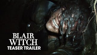 """Download Blair Witch (2016 movie) – """"The Woods"""" Teaser Trailer Video"""