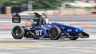 Download Formula SAE - UTA - July 2013 Video