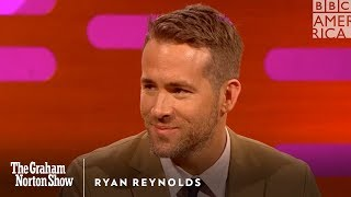 Download Ryan Reynolds Says Canadians are Bad Liars - The Graham Norton Show Video