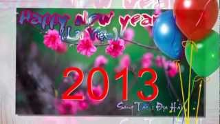 Download Happy New Year (lời Việt) - Xuân Nguyễn Video
