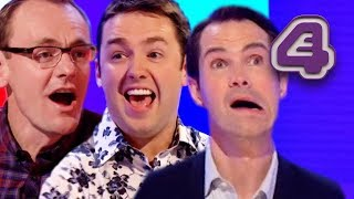Download Jason Storms Off Because Of Sean Lock's Buzzer Antics! | Best Jason 8 Out Of 10 Cats Bits | Series 9 Video