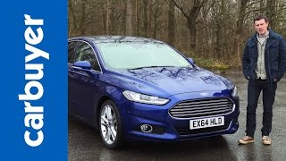 Download New 2015 Ford Mondeo (Fusion) hatchback - Carbuyer Video