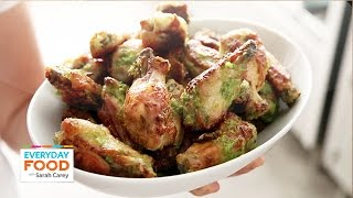 Download 3 Crispy Chicken Wing Recipes - Everyday Food with Sarah Carey Video