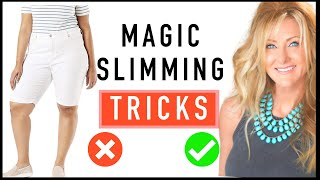 Download How To Instantly Look Slimmer Using ACCESSORIES | Styling Tips & Tricks! Video
