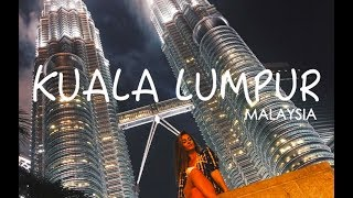 Download MALAYSIA: KUALA LUMPUR | Travel Vlog Video