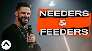 Download Needers & Feeders   Elevation Church   Pastor Steven Furtick Video