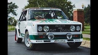 Download 1978 WRC Champion Fiat Abarth 131 'Alitalia' Group 4 - One Take Video