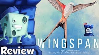 Download Wingspan Review - with Tom Vasel Video
