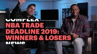 Download NBA Trade Deadline 2019: Winners & Losers Video