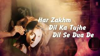 Download Har Zakhm Dil Ka Tujhe Dil Se Dua De 💑Tu Meri Zindagi Hai💋 WhatsApp status Video