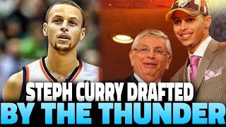 Download What If Stephen Curry Was Drafted by the Thunder? NBA 2K16 Video