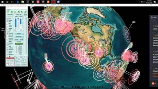 Download 11/30/2016 - Threat of large West Pacific Unrest + Earthquake forecast areas hit Video