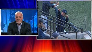 Download USD Baseball Coach Rich HIll in-game Live Interview Video