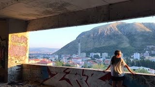 Download MOSTAR'S ABANDONED SNIPER TOWER Video