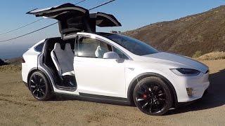 Download Tesla Model X P90D - One Take Video