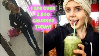 Download What i eat in a day #12 | + calories included | + Easy vegan Recipe. Video