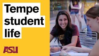 Download Life at the Tempe campus (Arizona State University - ASU) Video