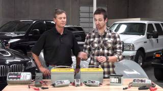 Download Charging Two 6V Batteries in Series Video
